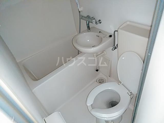 ポイントリューズ 202号室の風呂