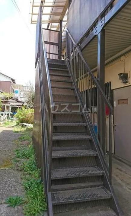 長栄荘 202号室のその他共有