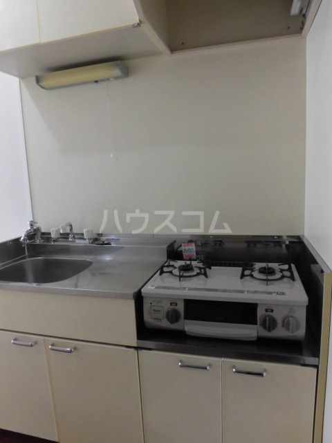 パークヴィラ 1101号室のキッチン