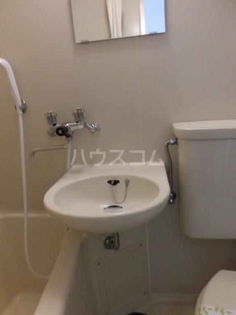 パークヴィラ 1101号室の洗面所