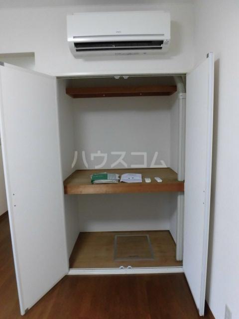 パークヴィラ 1101号室の収納