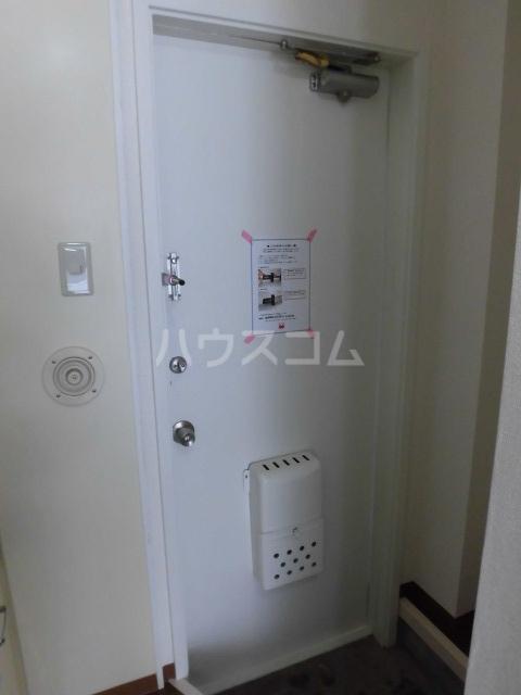 パークヴィラ 1101号室の玄関