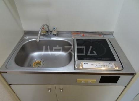 ネオハイツ647 201号室のキッチン