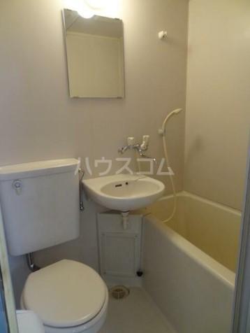 ネオハイツ647 201号室の風呂