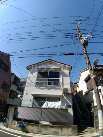 堤方富士美ハイツの外観