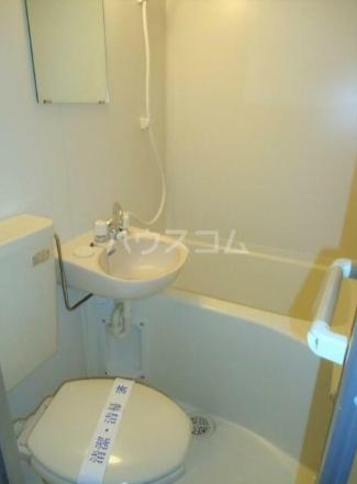 ライズステージ緑が丘 202号室の風呂