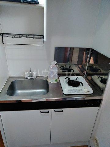 タウンハウス大岡山 103号室のキッチン