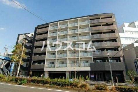 ディアレンス横濱沢渡  605号室の外観