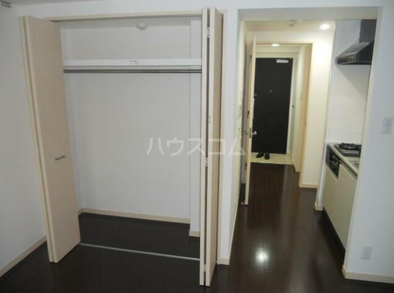ディアレンス横濱沢渡  605号室の収納