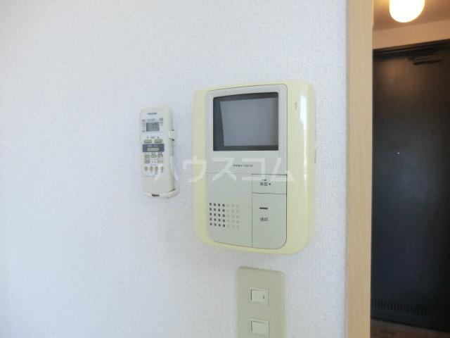 マ・メゾン大倉山 108号室のセキュリティ