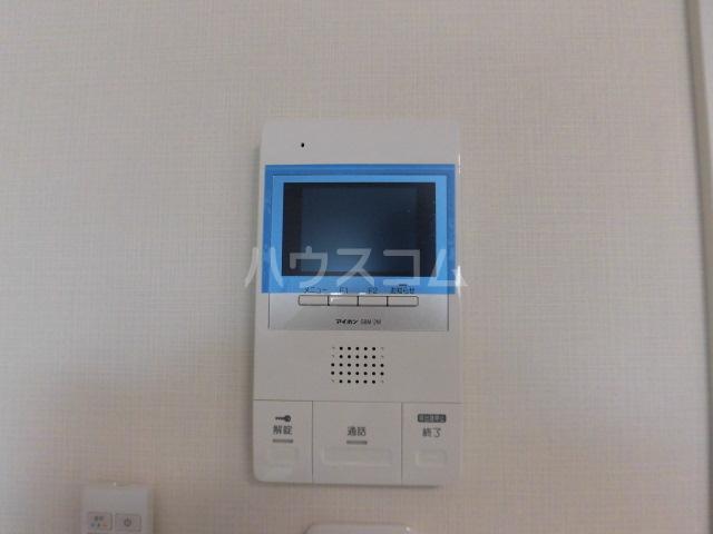 目黒区中央町YKマンション 401号室のセキュリティ