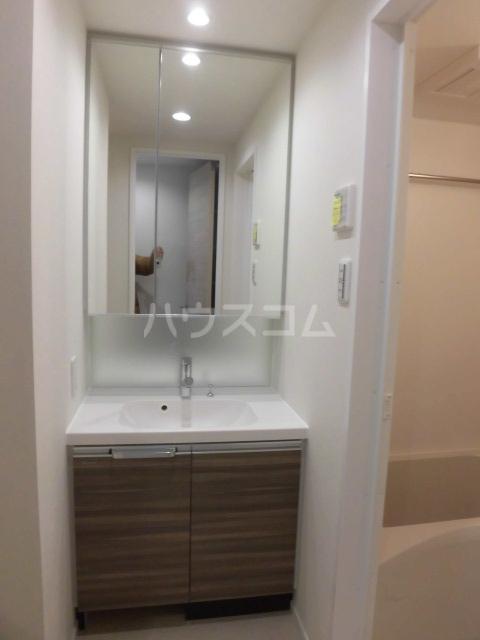 目黒区中央町YKマンション 401号室の洗面所