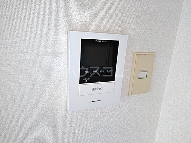 クレール日吉 203号室のセキュリティ