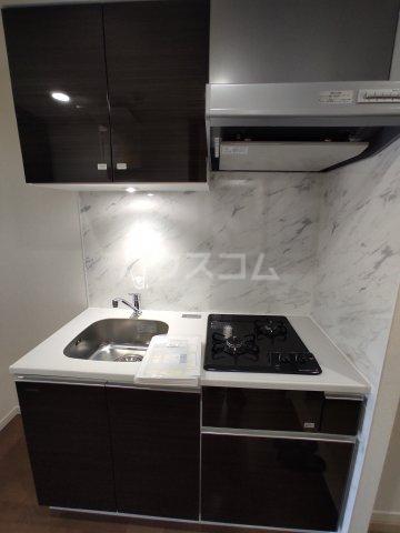 ステージファースト糀谷 202号室のキッチン