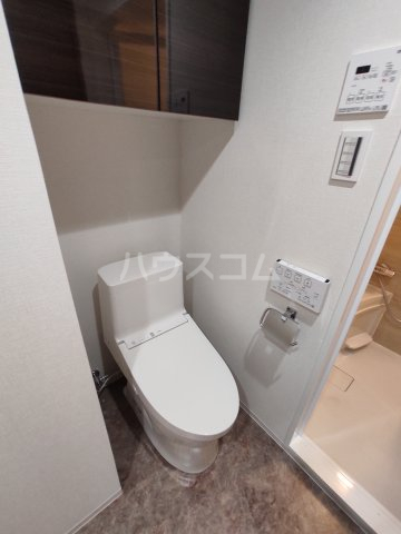 ステージファースト糀谷 202号室のトイレ