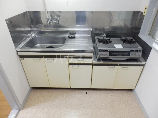 シャレー学芸大カワベ第2 305号室のキッチン