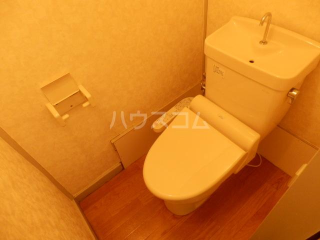 シャレー学芸大カワベ第2 305号室のトイレ