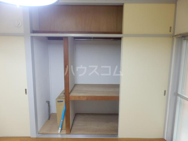 シャレー学芸大カワベ第2 305号室の収納