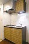 ベルシード千鳥町 202号室のキッチン