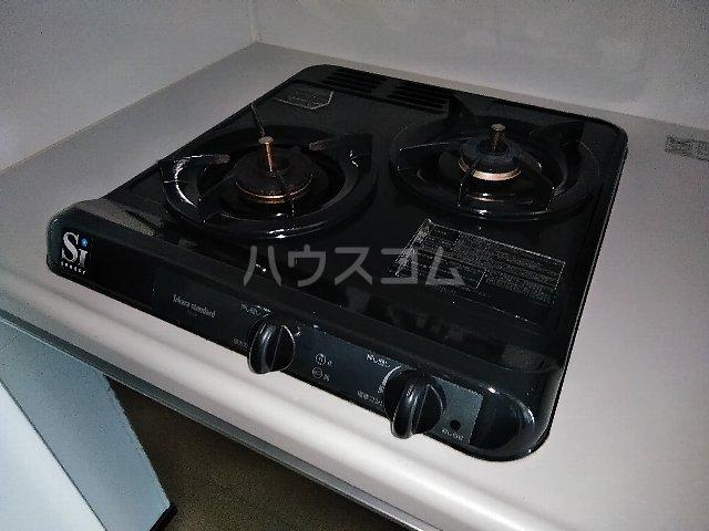 ジェノヴィア川崎駅グリーンヴェール 1103号室のキッチン