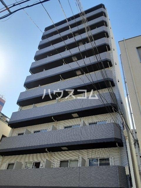 ジェノヴィア川崎駅グリーンヴェール 1103号室の外観