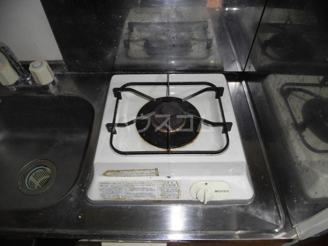 シンシア学芸大学セカンドステージ 501号室のキッチン