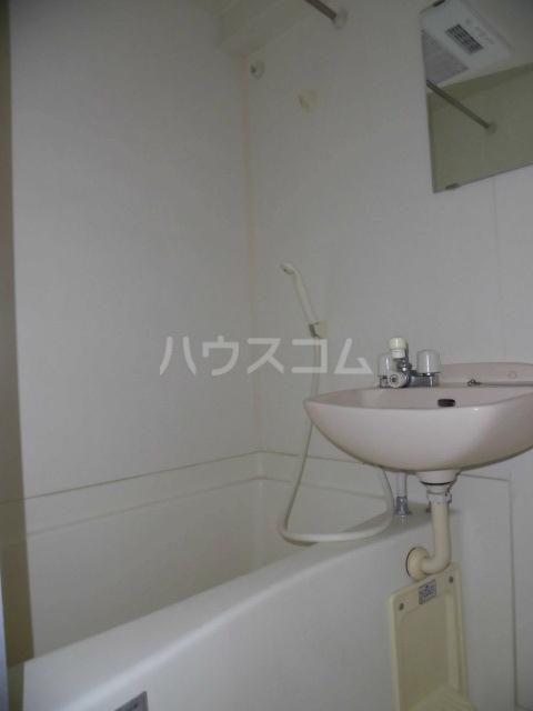シンシア学芸大学セカンドステージ 501号室の洗面所