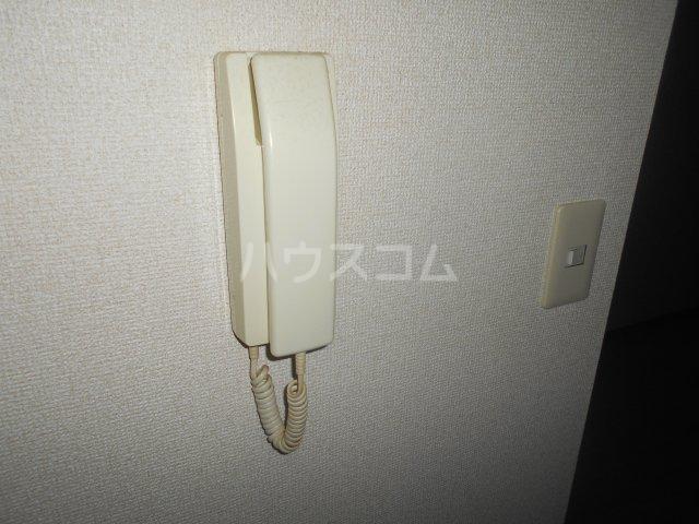 メゾンボヌール菊名 C-101号室のセキュリティ