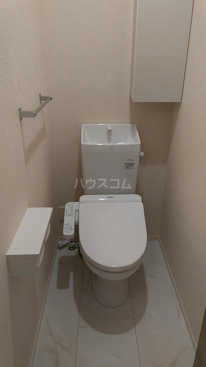 たか表参道 103号室のトイレ
