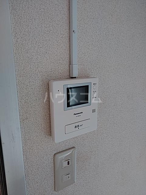 グリーンヒルⅡ 201号室のセキュリティ