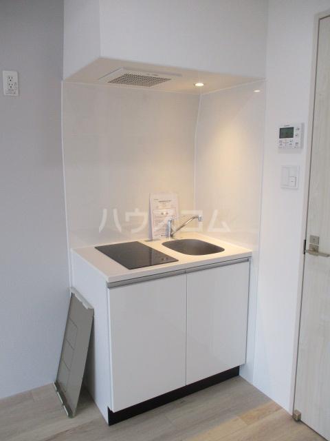 プラチナフォルム大森EAST 501号室のキッチン