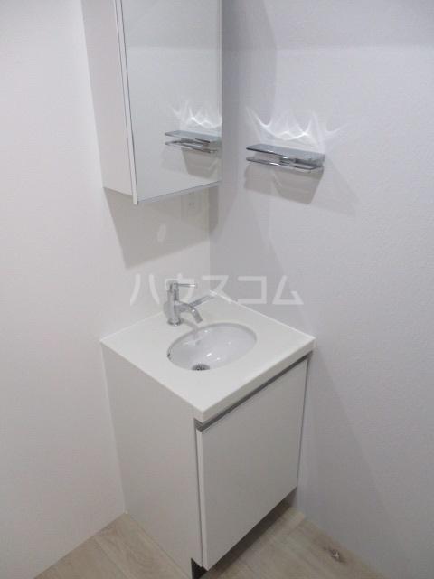 プラチナフォルム大森EAST 501号室の洗面所