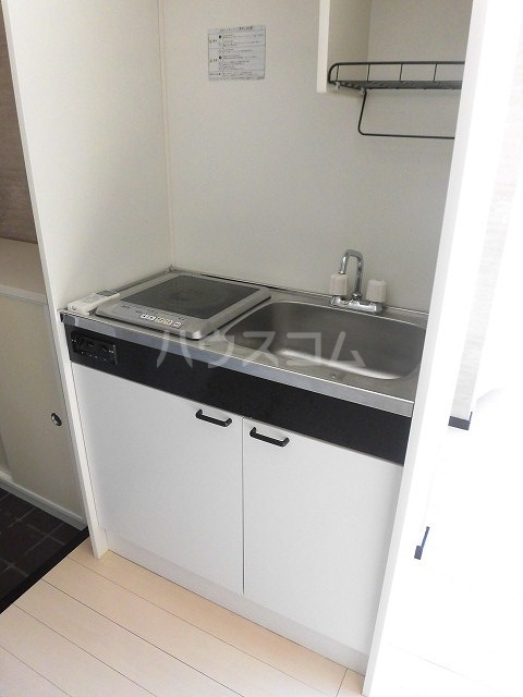 AREA610 302号室のキッチン