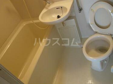 池谷荘 201号室の風呂