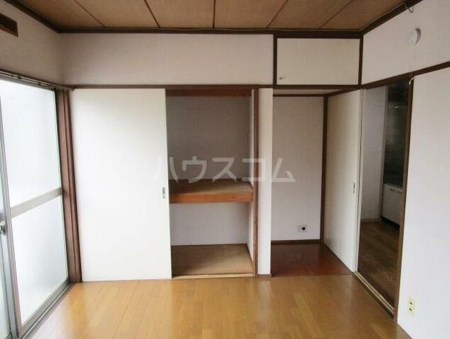 S宅 201号室の収納