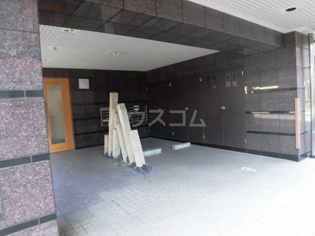 ディアコートA 402号室の収納