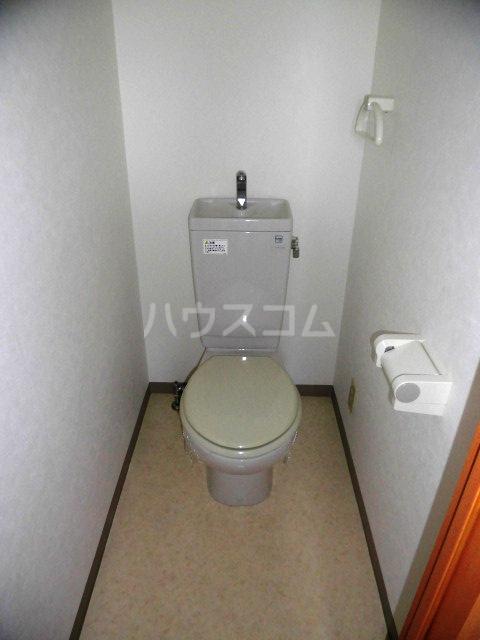 ディアコートA 402号室の風呂