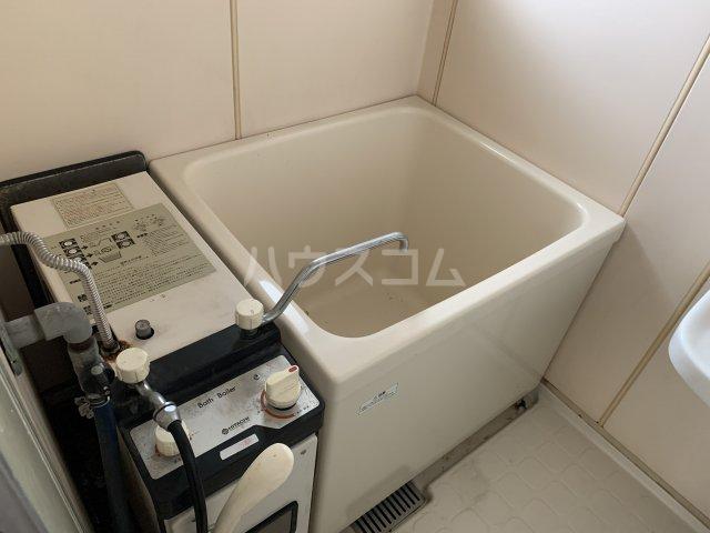 中駒コーポ富田 602号室の風呂