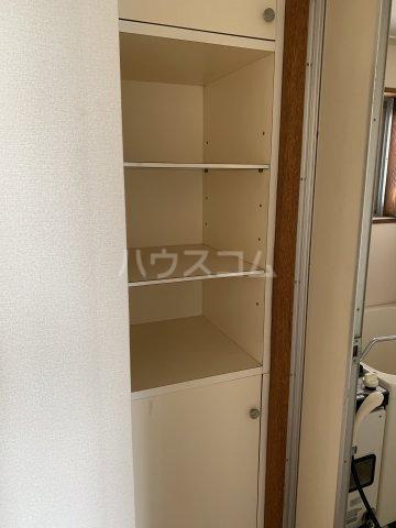 中駒コーポ富田 602号室の収納