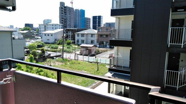 第2奥村マンション 2A号室の景色
