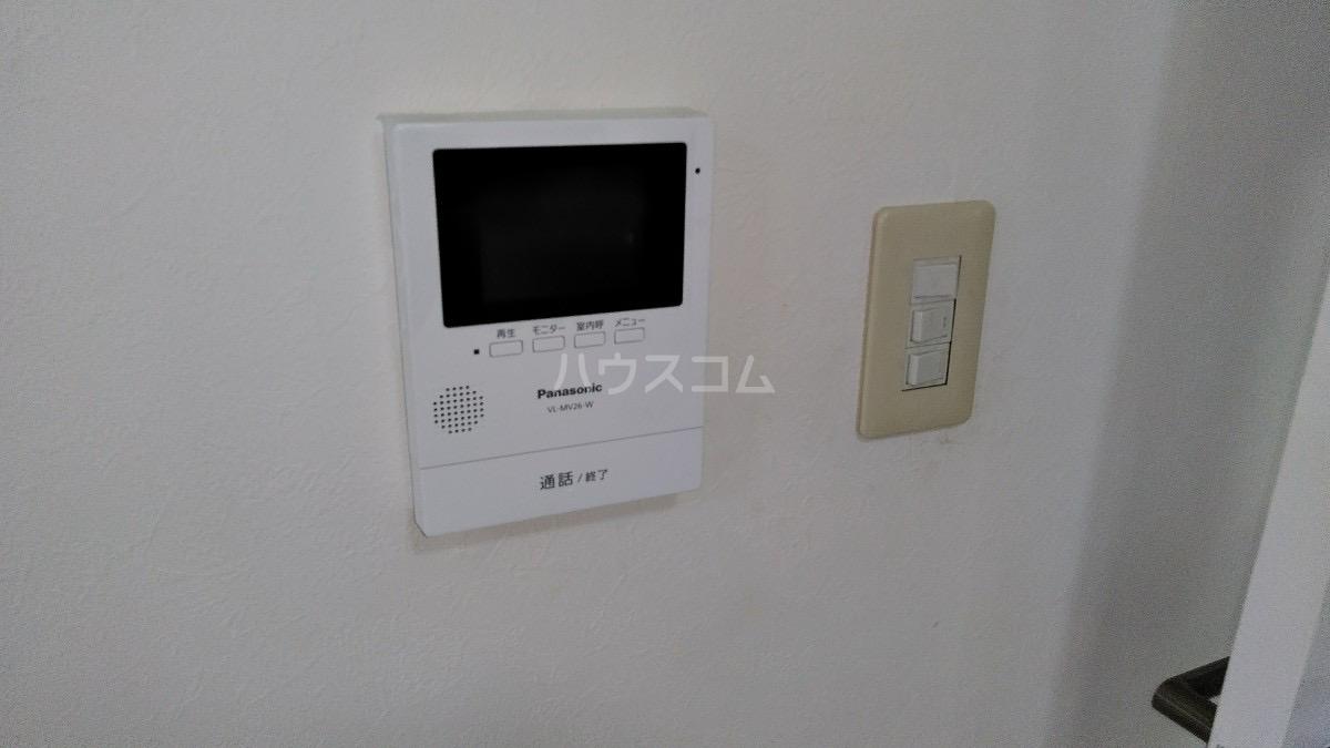 第2奥村マンション 2A号室のセキュリティ