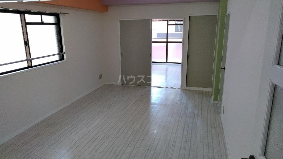 第2奥村マンション 2A号室のキッチン
