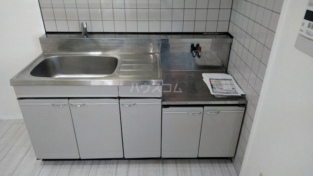 第2奥村マンション 2A号室の風呂