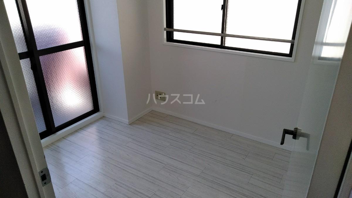 第2奥村マンション 2A号室の玄関