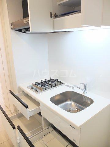 リビオメゾン大崎 606号室のキッチン
