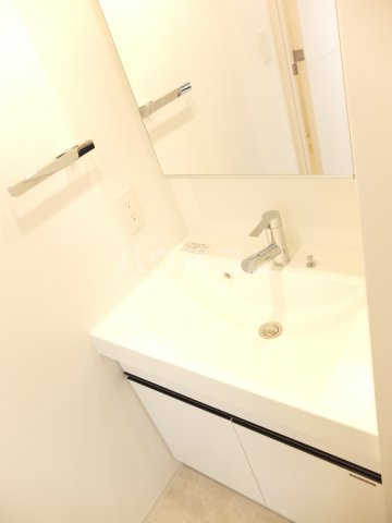 リビオメゾン大崎 606号室の洗面所