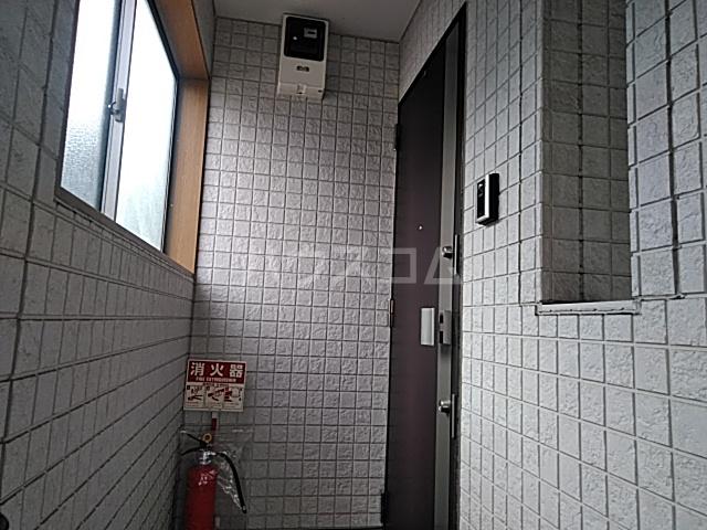 ブランシュコリーヌ 2号室のセキュリティ