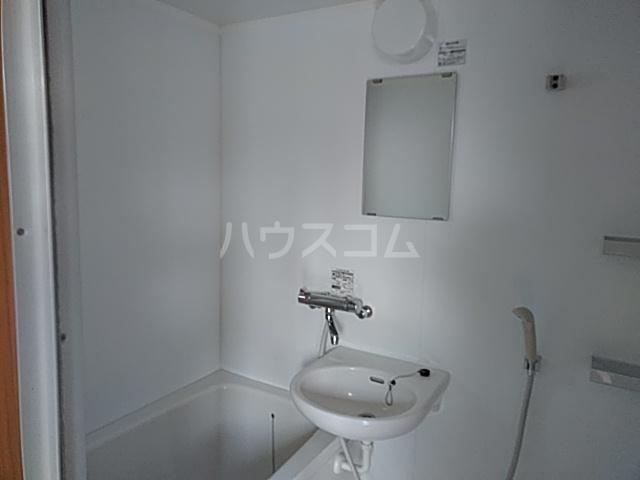 ブランシュコリーヌ 2号室の洗面所