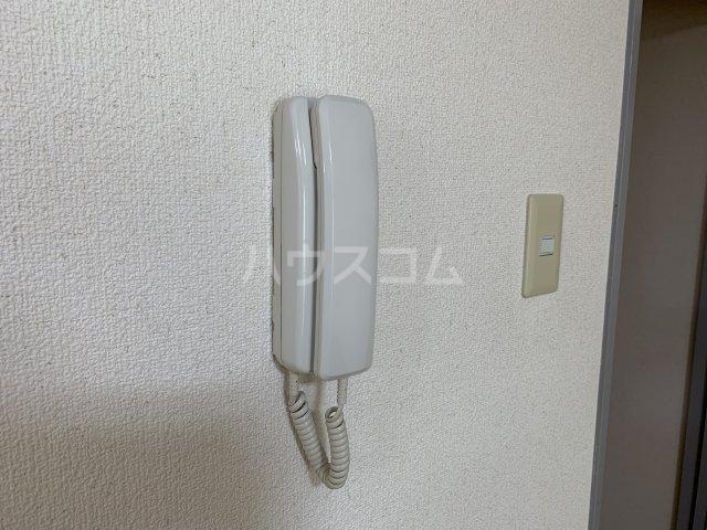 サンライトM.Ⅰ 4D号室のセキュリティ