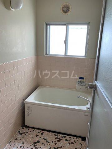 サンライトM.Ⅰ 4D号室の風呂